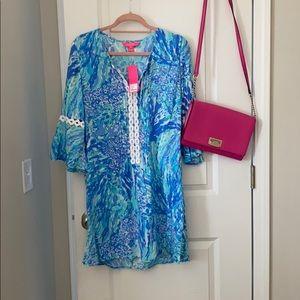 Lilly Pulitzer Hollie tunic dress NWT medium
